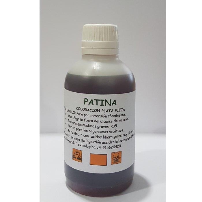 Oxidante para plata por inmersion 250ml