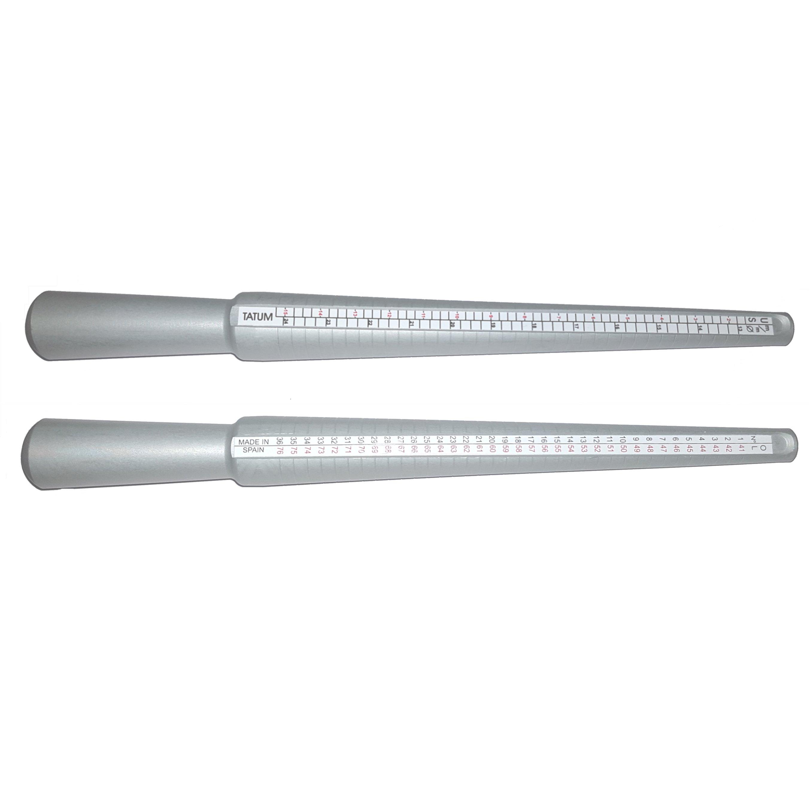 19,50€ Palo de medida p/anillos metalico