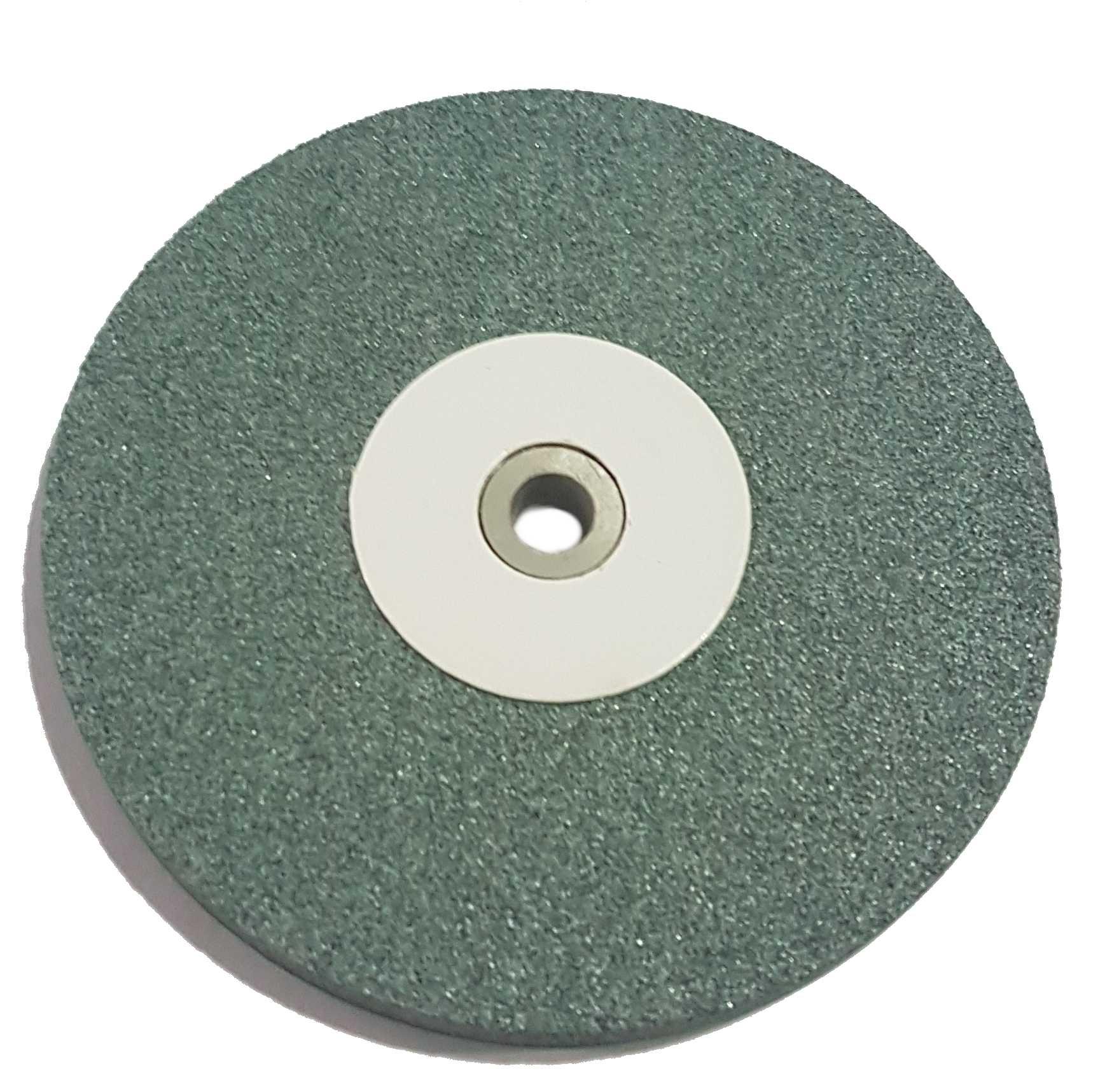 11,96€ Piedra afilar verde p/motor Ø7cm