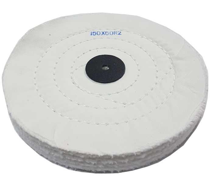 4,99€ Disco algodon blanco 150x60 R2