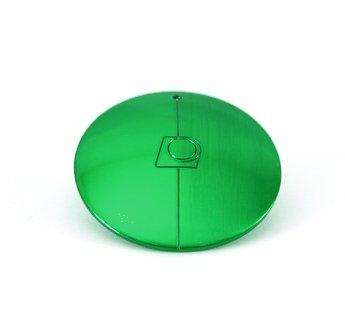Baño Kliar verde nanoceramico