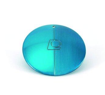 Baño Kliar turquesa nanoceramico