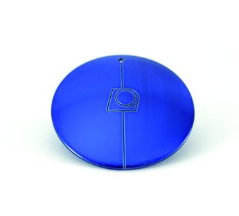 Baño Kliar azul nanoceramico