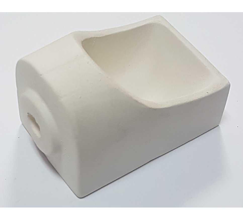 8,60€ Crisol p/ centrifuga 500cc MEC4
