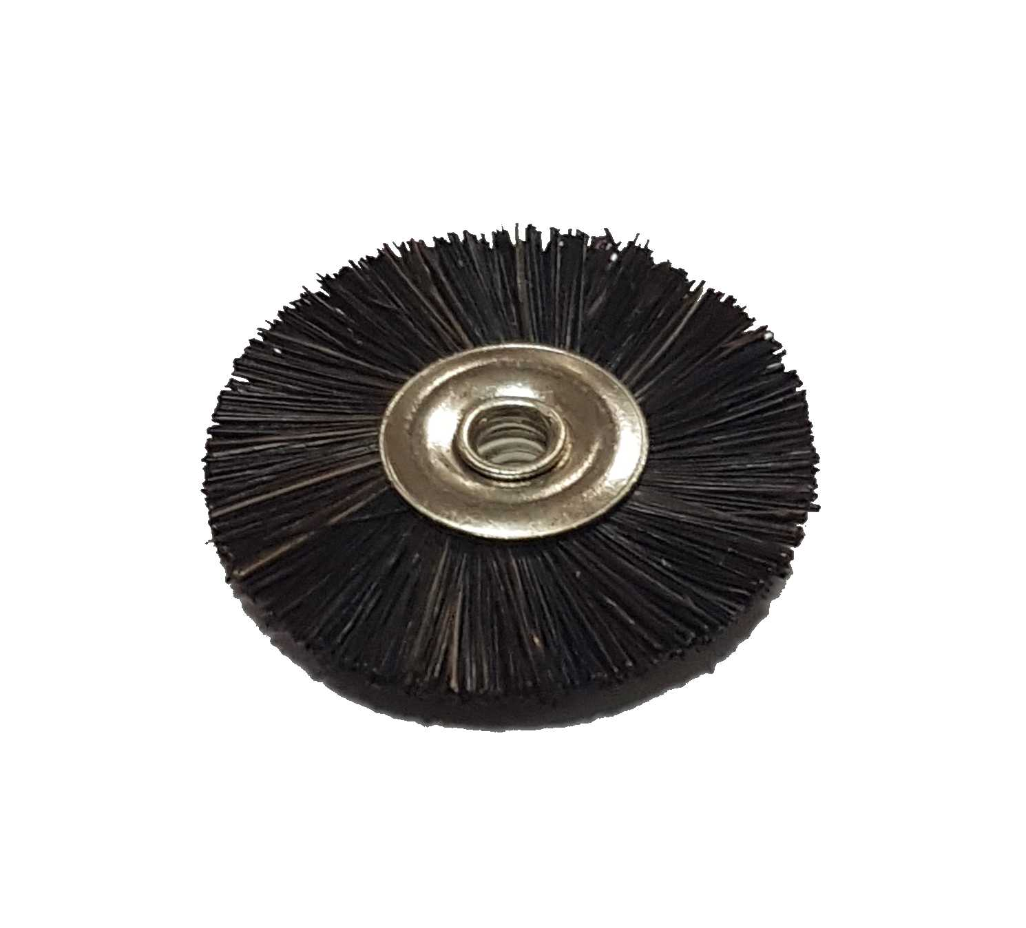0,70€ Cepillo 22mm pelo negro