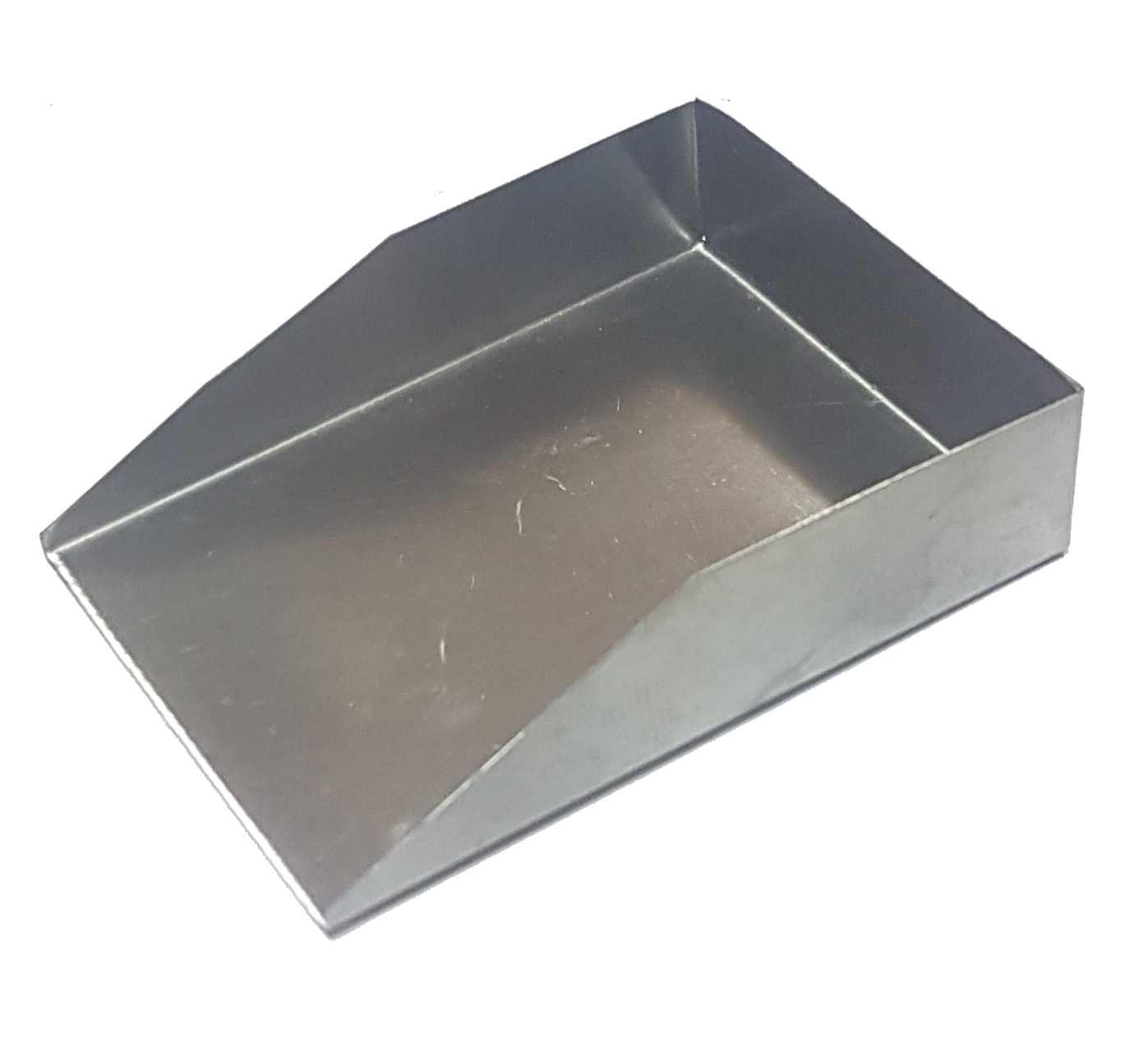 2,30€ Recogedora limadura rectangular 60x45mm