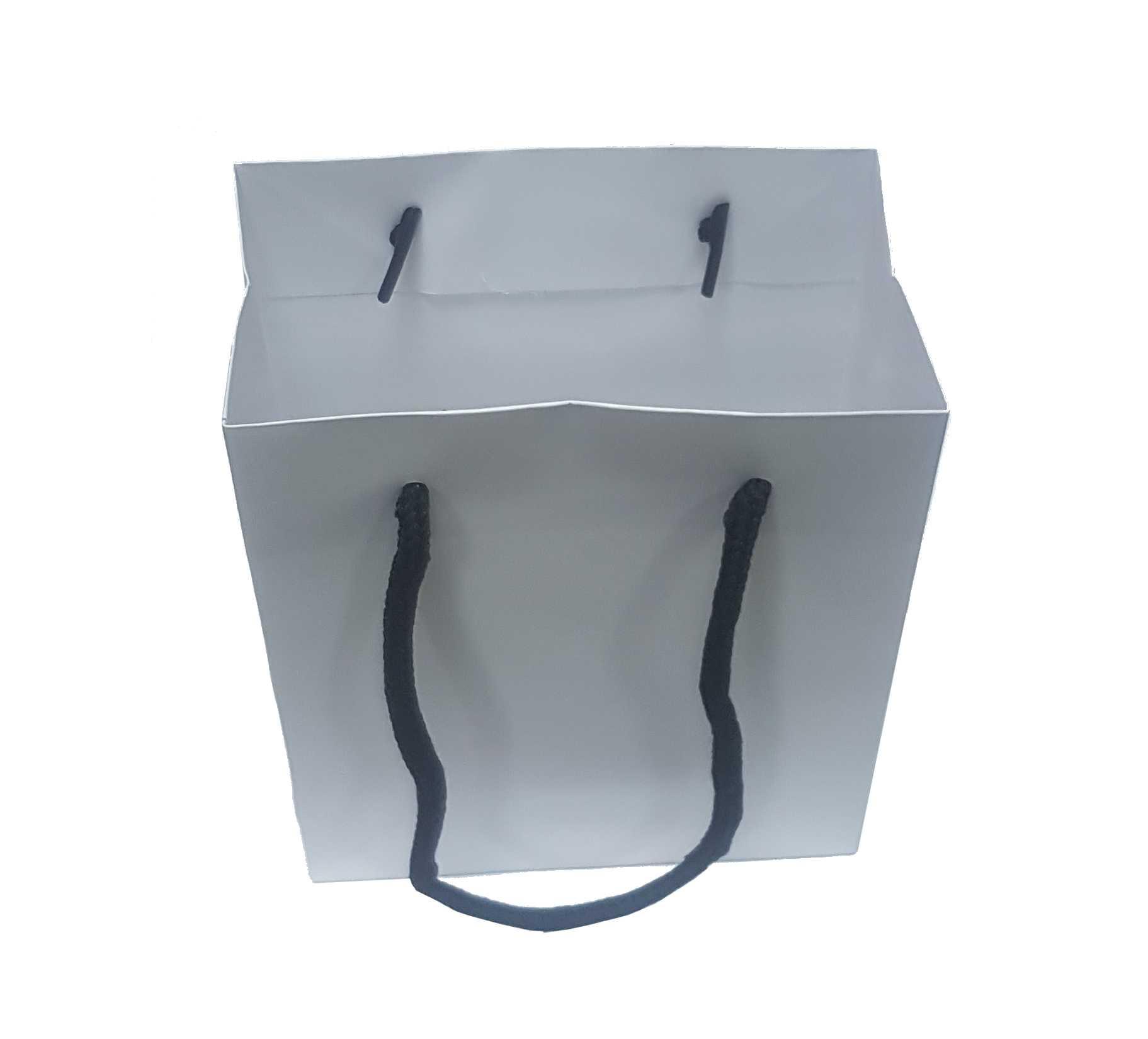 0,80€ Bolsa blanca 12x15cm