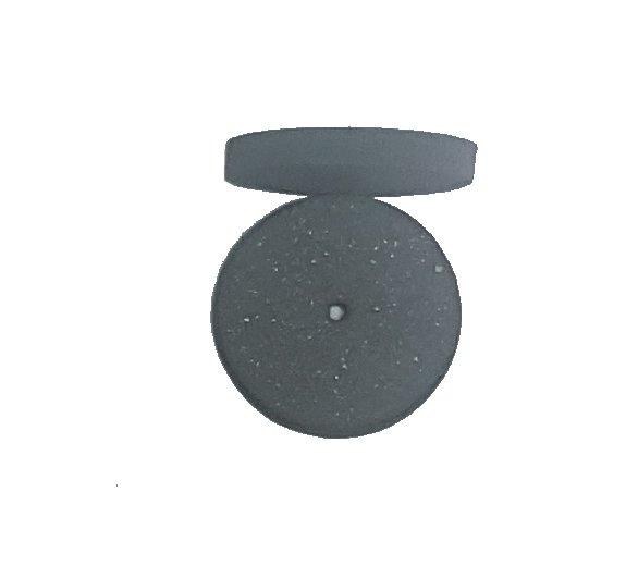0,23€ Goma circular muy abrasivo gris