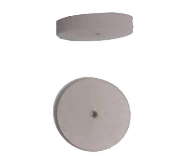0,33€ Goma circular brillo Ø18mm rosa felxible
