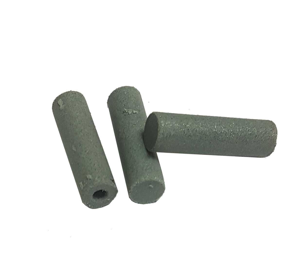 0,45€ Goma cilindrica abrasiva gris