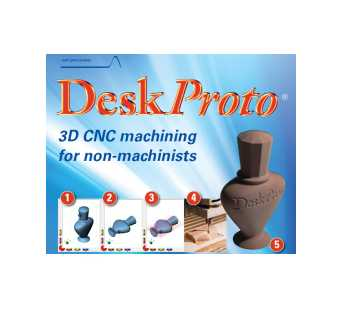 995€ DeskProto Multi-Axis Edition