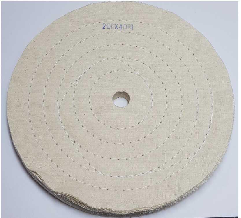 6,40€ Disco de algodon 200x40 R1