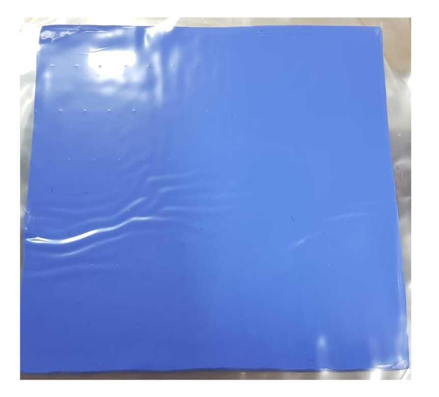 17€/Kg Silicona microfuision azul MD