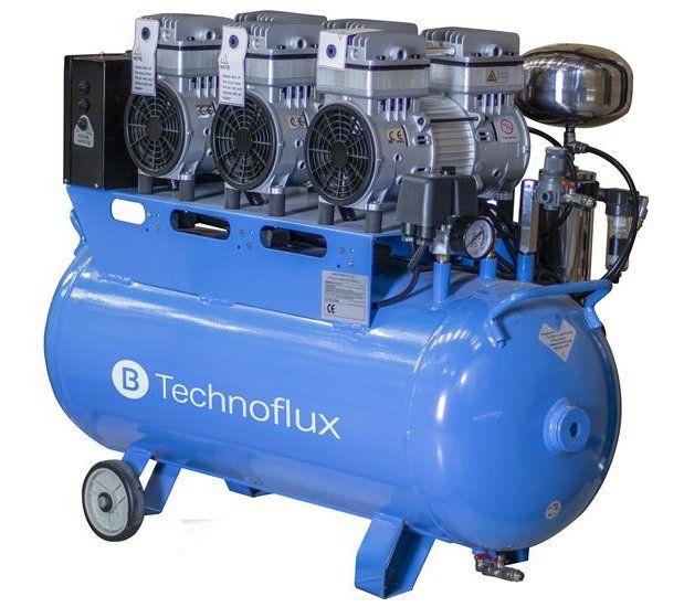Compresor Technoflux 70L