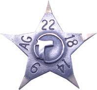 87,50€ Estrella de toque