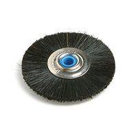 1,56€ Cepillo Hatho 48mm pelo negro mod.121