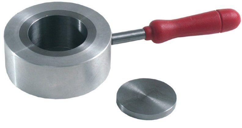 Marco aluminio redondo