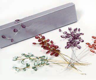 Flores metalicas