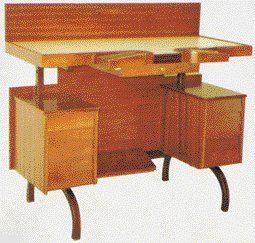 Mesa especial para relojero