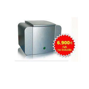 Espectrometro rayos X