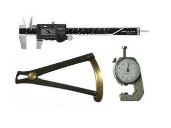 Medidores y calibres