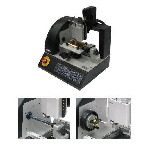 Maquinas de grabar CNC