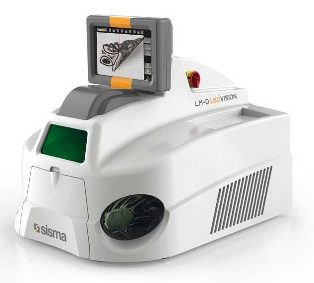 Laser soldadura LMD 210 Vision